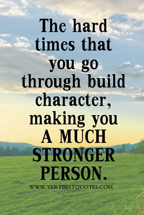 quotes about being strong 18