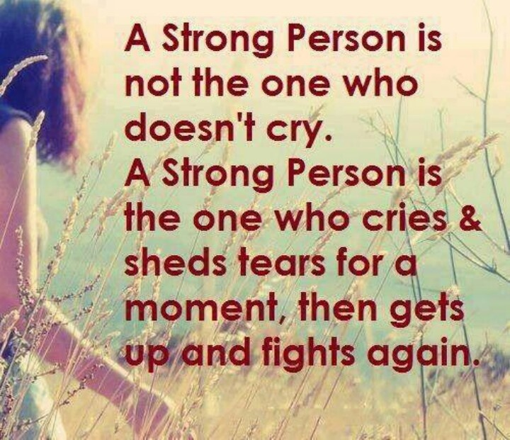quotes about being strong 21
