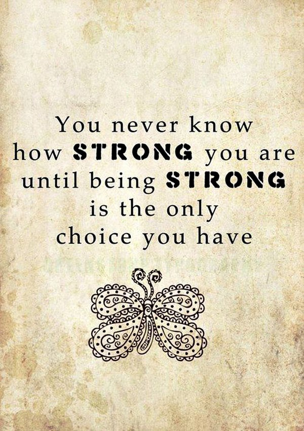quotes about being strong 3