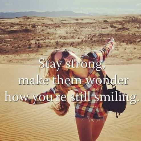 quotes about being strong 33