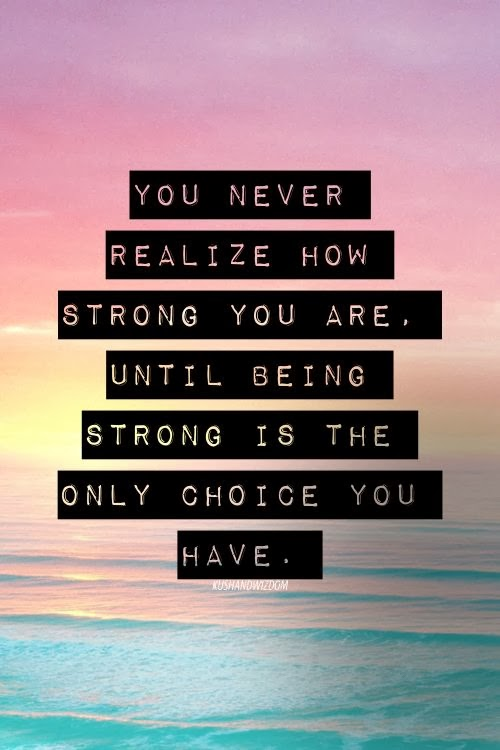 quotes about being strong 45