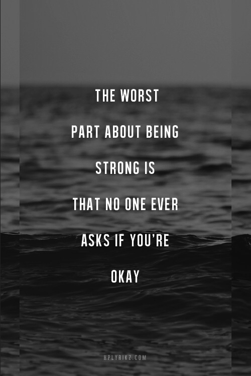quotes about being strong 48