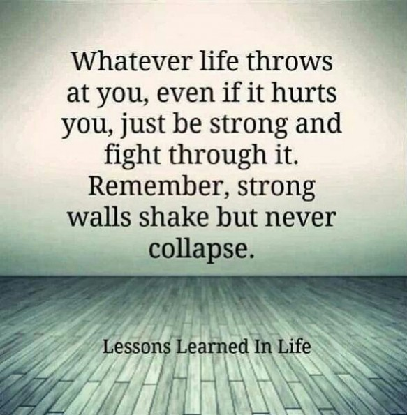 quotes about being strong 9