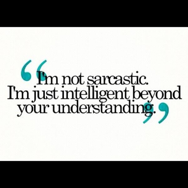 sarcastic quotes 12