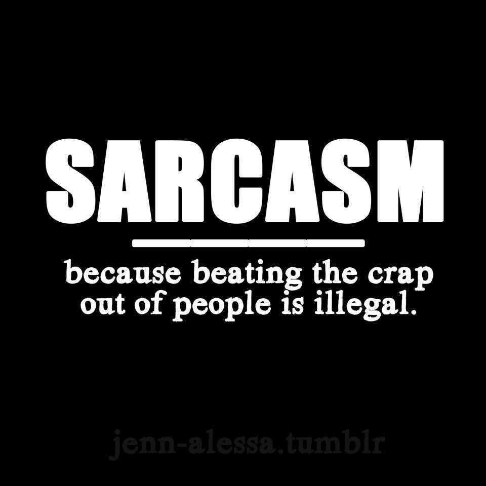 sarcastic quotes 13
