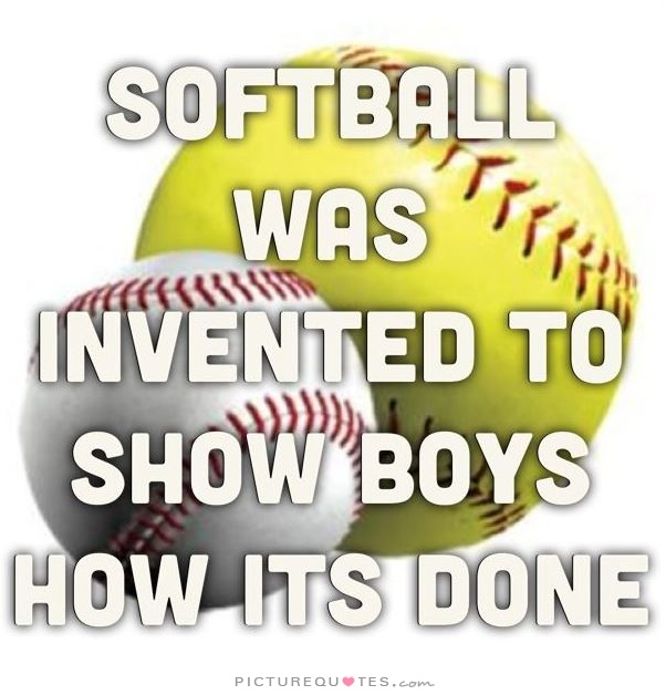 softball quotes 20