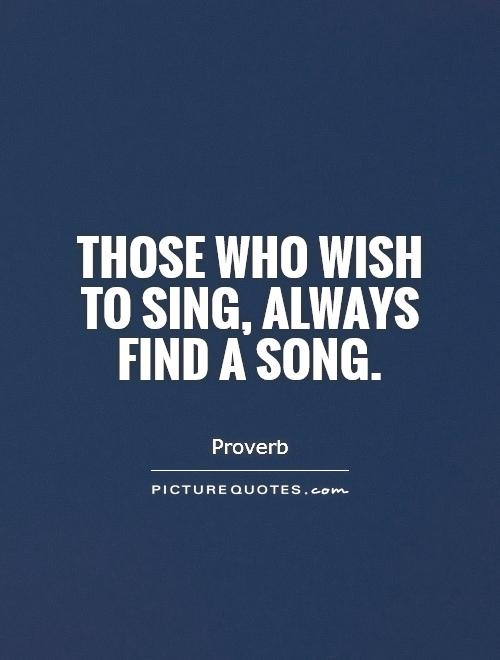song quotes 31
