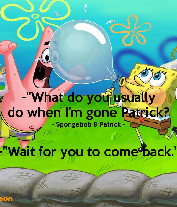 spongebob quotes 4