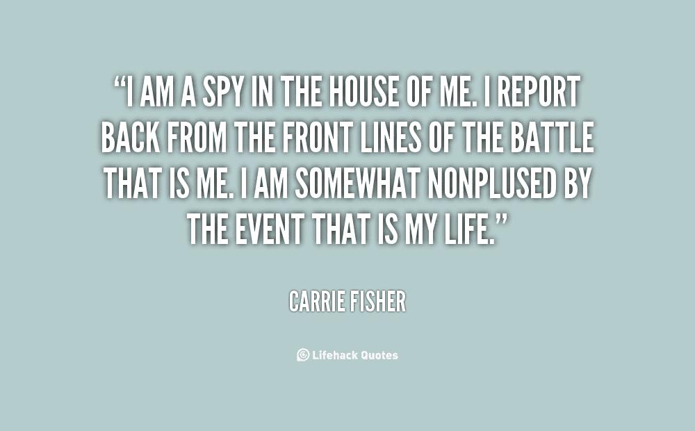 spy quote 13