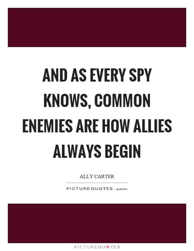 spy quote 30
