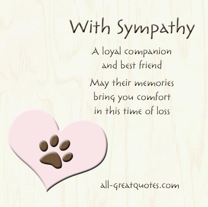 sympathy quotes 45