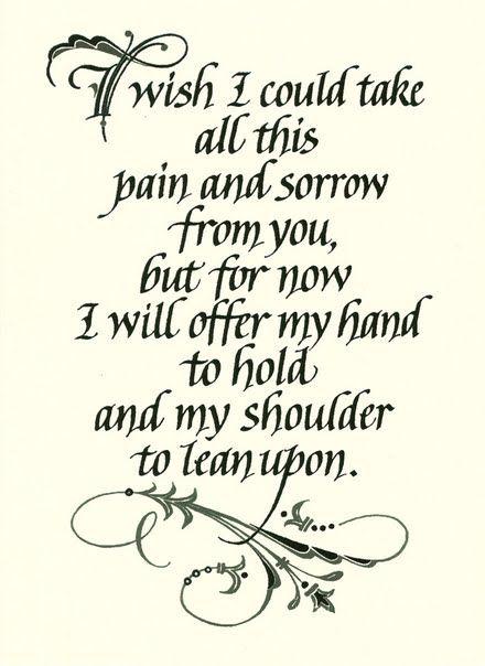 sympathy quotes 7