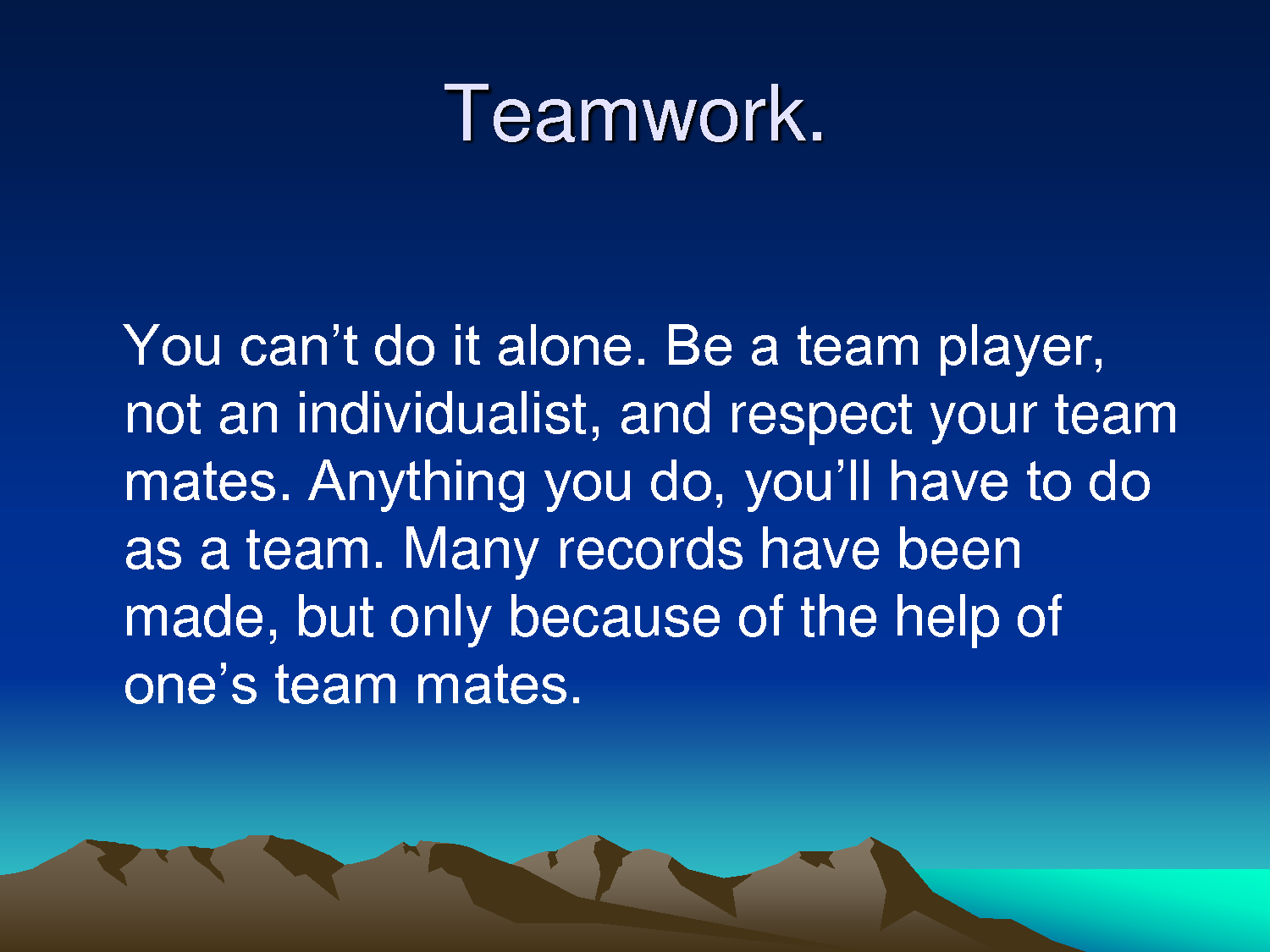 teamwork quotes 20
