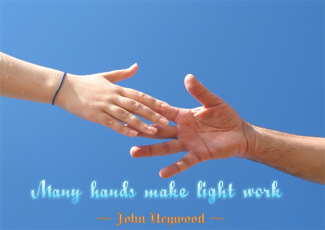teamwork quotes 32