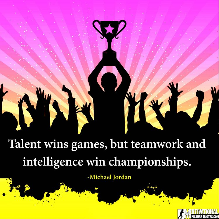 teamwork quotes ooo