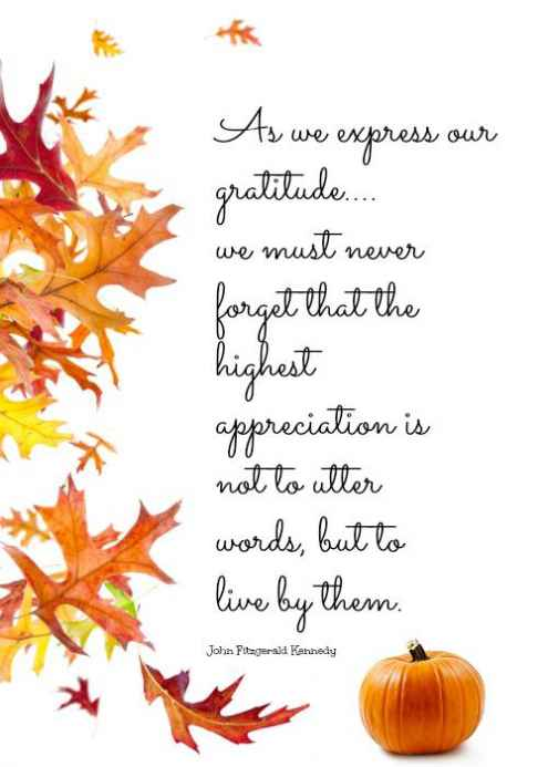 thanksgiving quotes 40