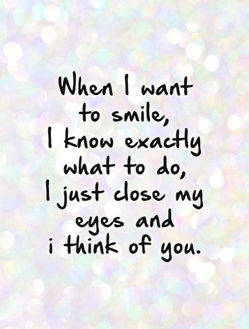 thinking of you quotes 1