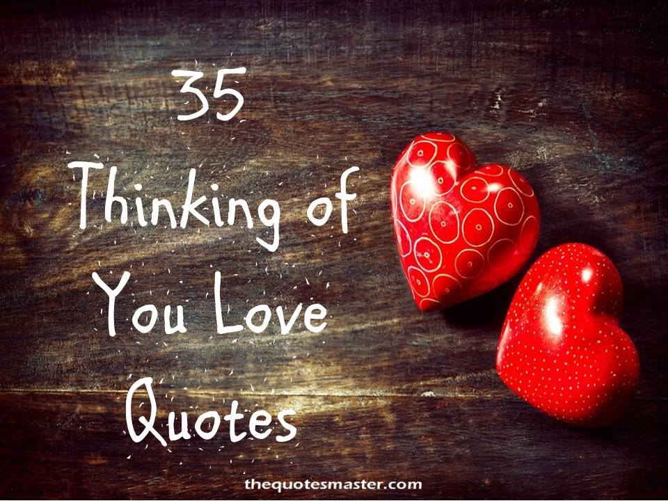 thinking of you quotes 14