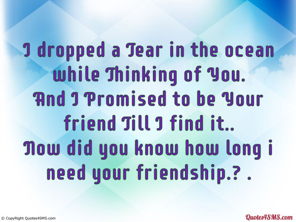 thinking of you quotes 46
