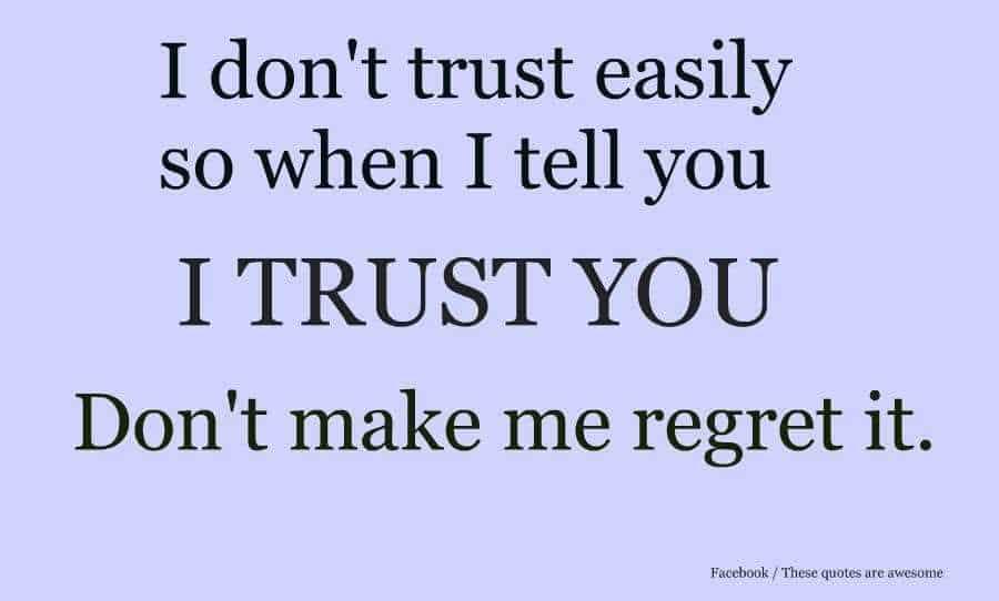 trust quotes 12