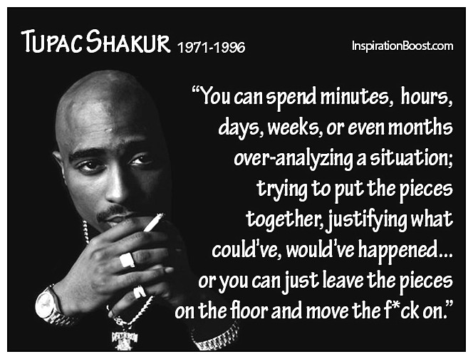 Tupac quotes move the fuck on, busty ukraine karina