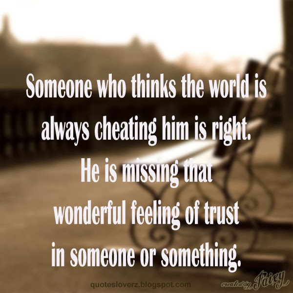 cheating quotes 1