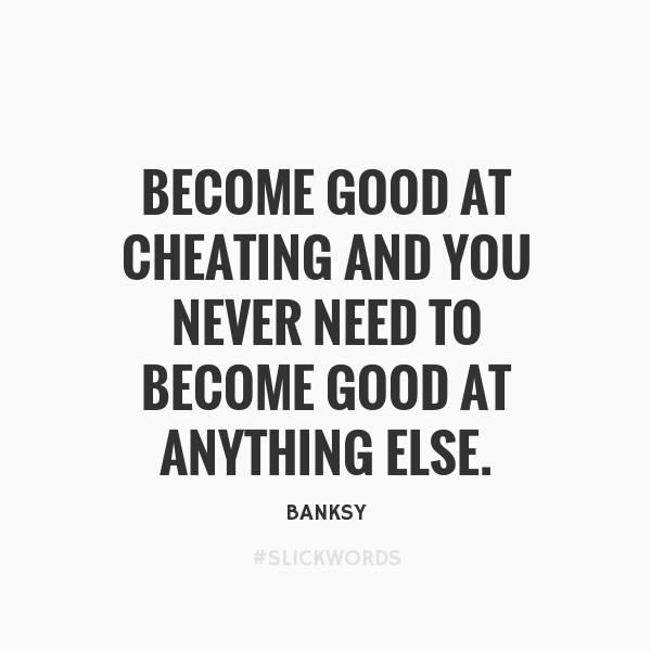cheating quotes 13