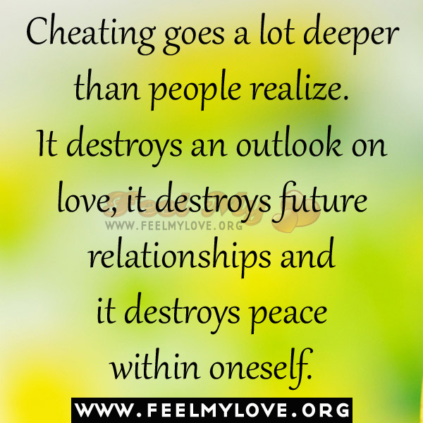 cheating quotes 17
