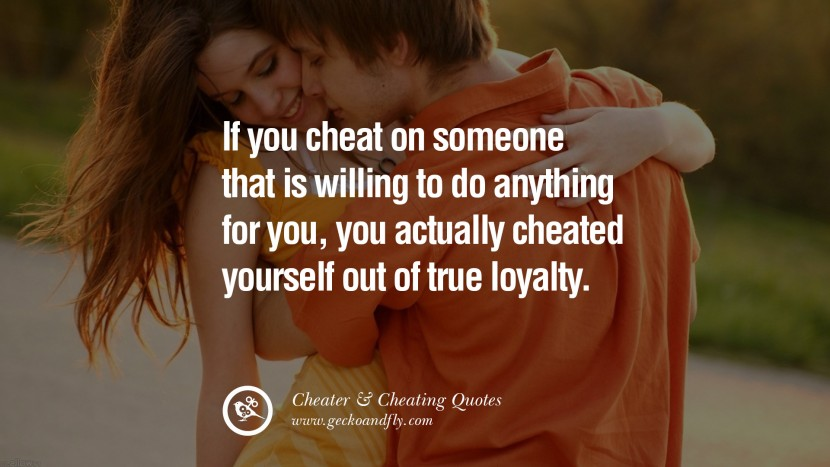 cheating quotes 40