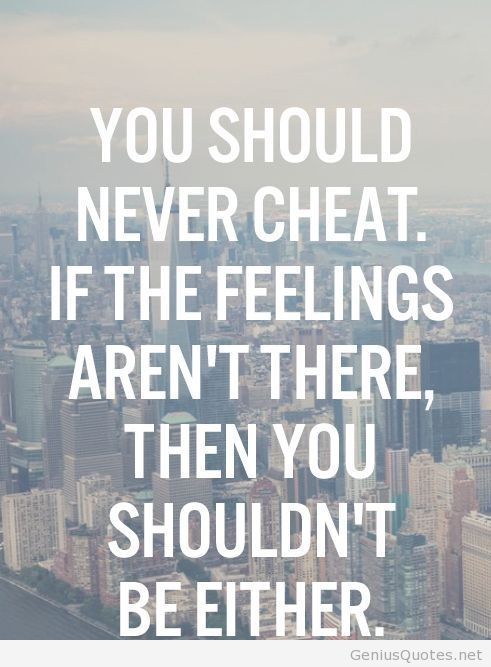 cheating quotes 41