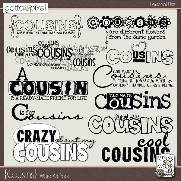 cousin quotes 2