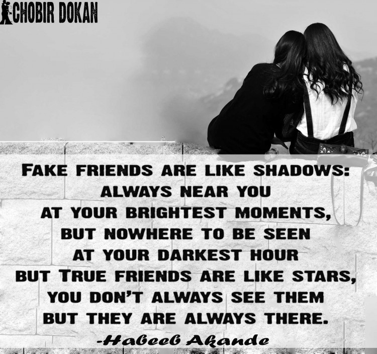 fake friends quotes 13