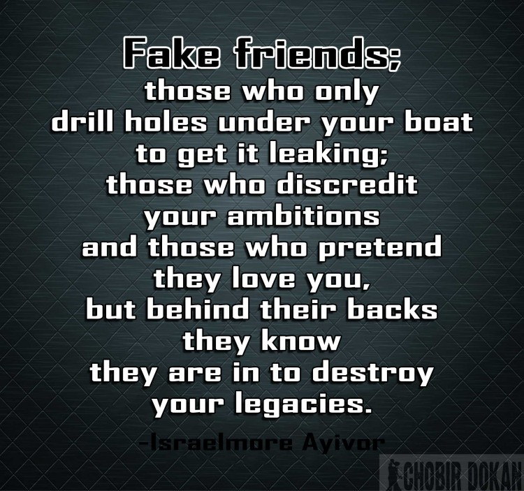 fake friends quotes 21