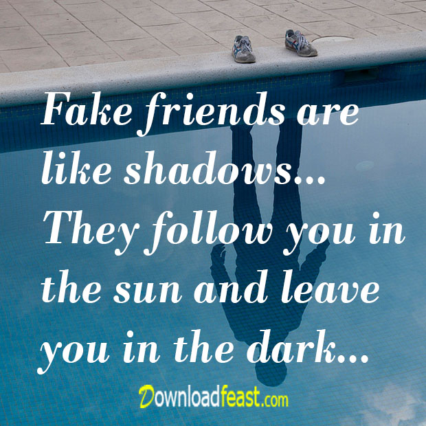 fake friends quotes 37