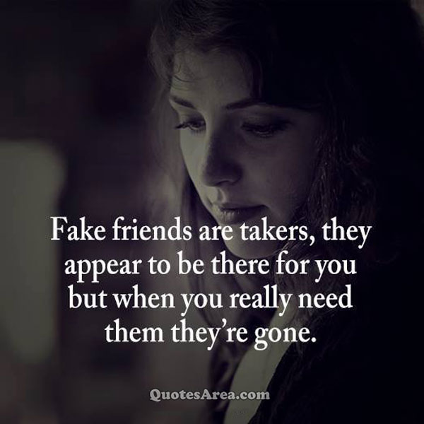 fake friends quotes 59
