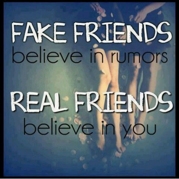 fake friends quotes 8