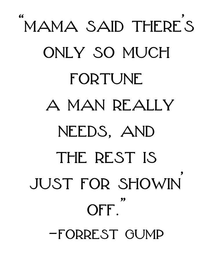 forrest gump quotes 14