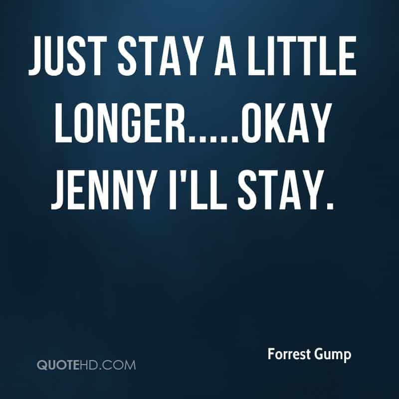 forrest gump quotes 2