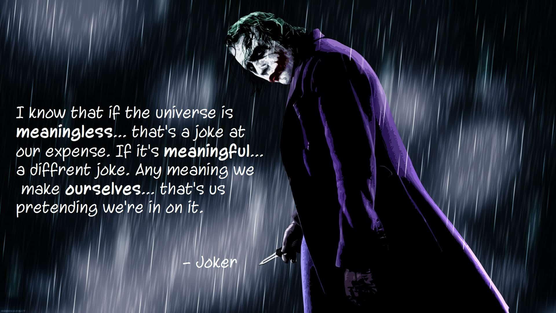 joker quotes 2