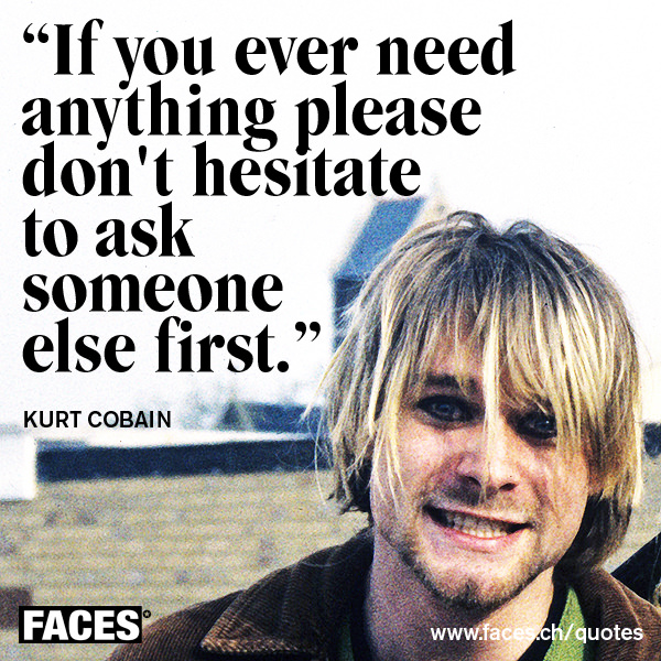 kurt cobain quotes 12