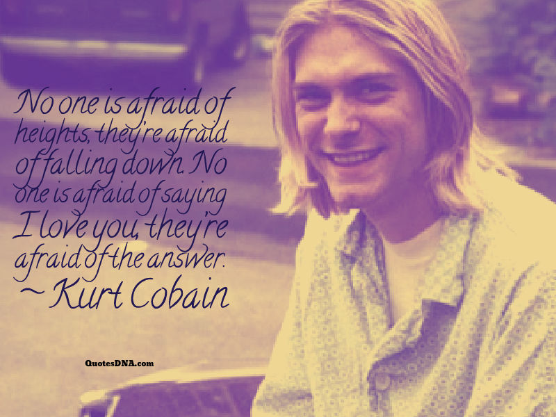 kurt cobain quotes 4