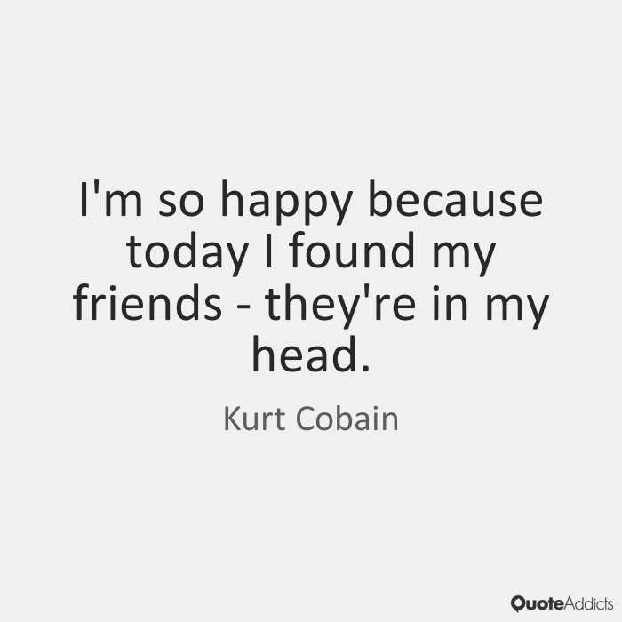 kurt cobain quotes 5