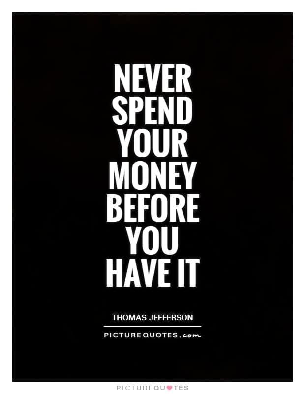 money quotes 17