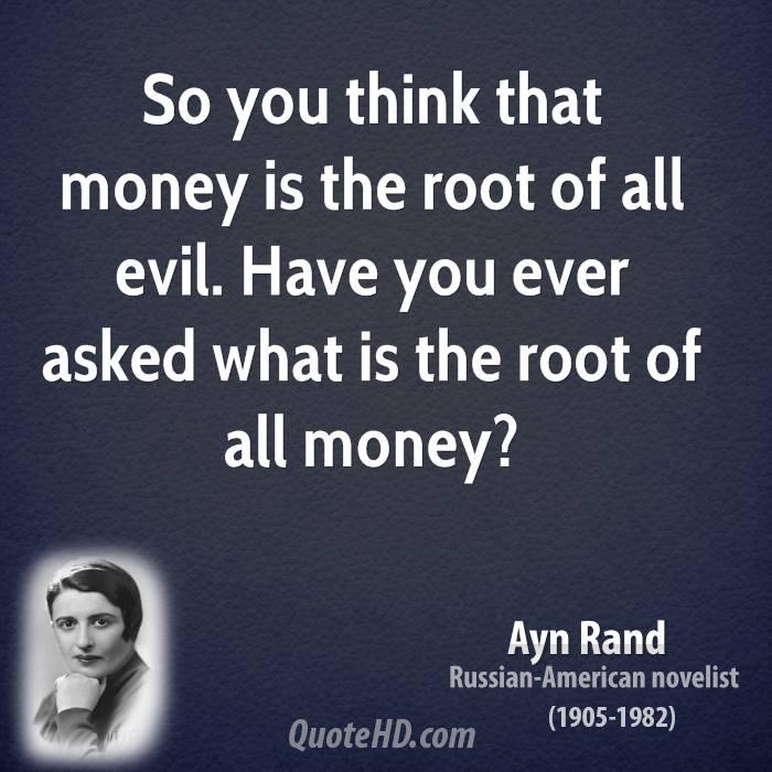 money quotes 21