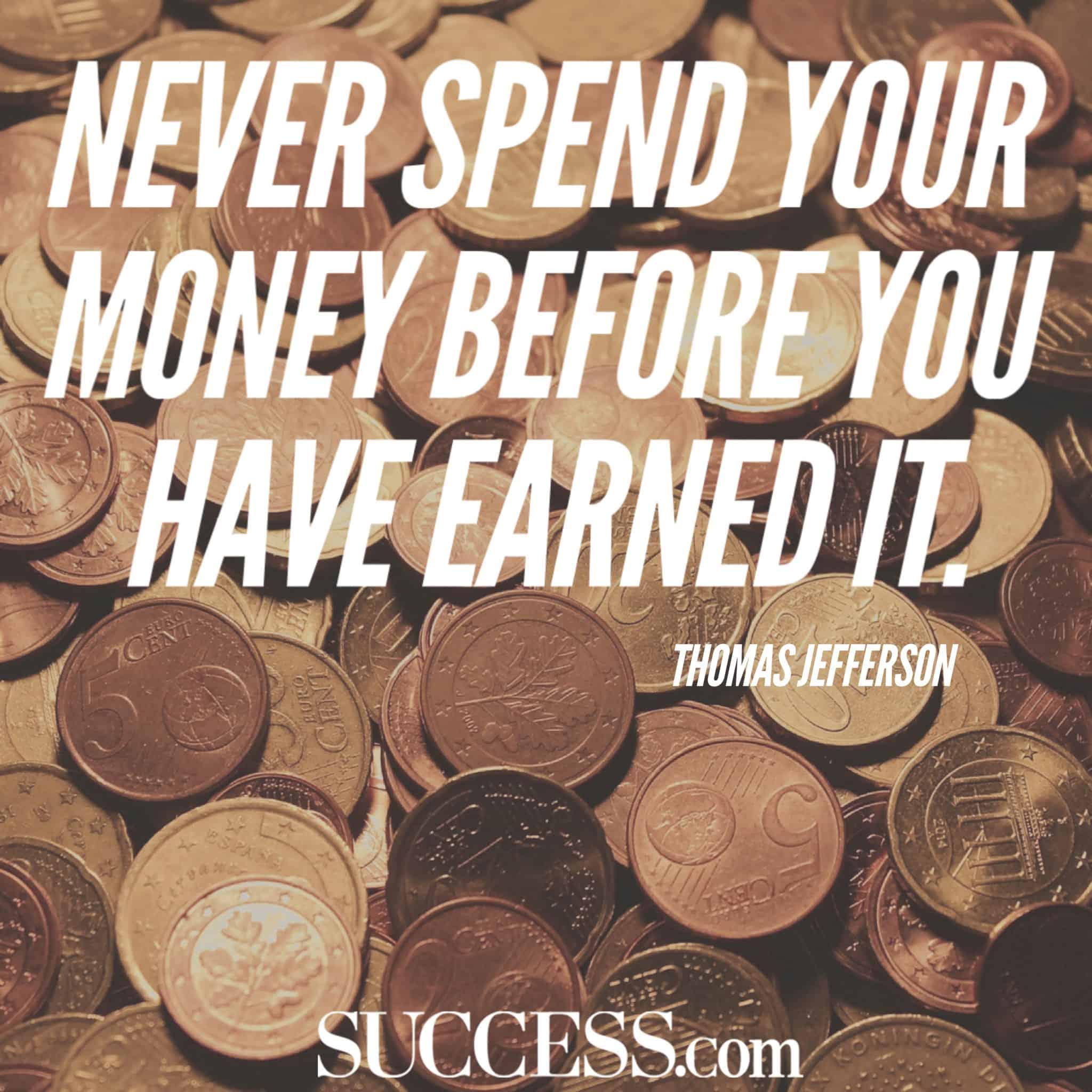 money quotes 29
