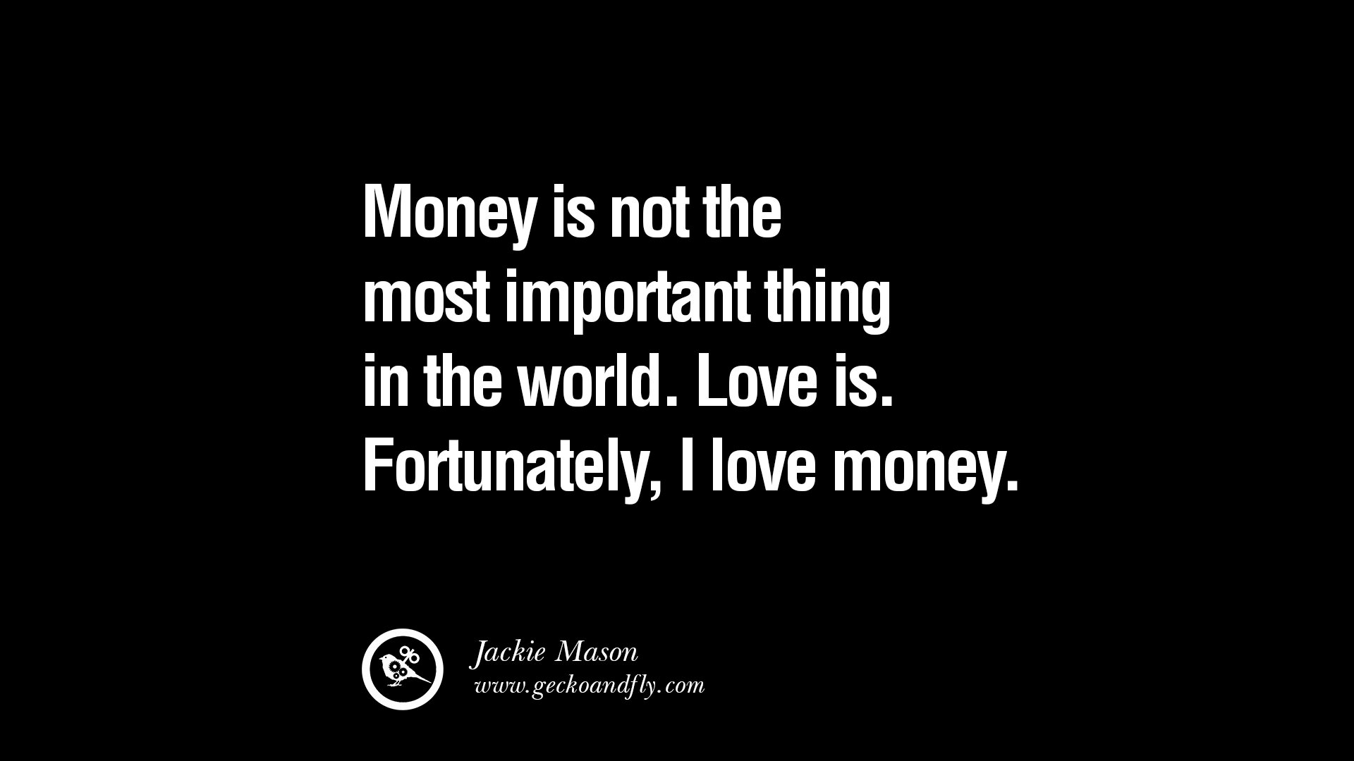 money quotes 34