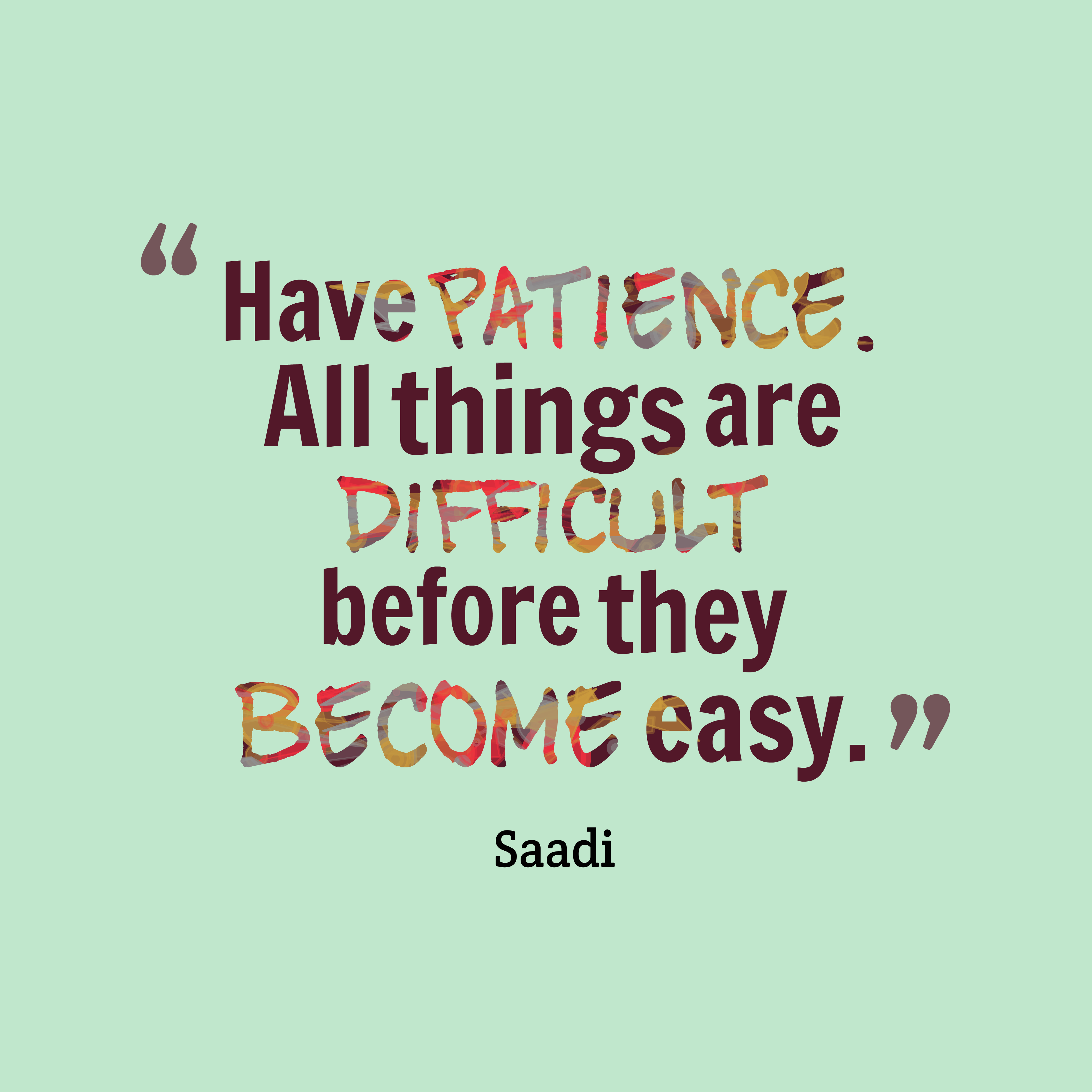 patience quotes 13