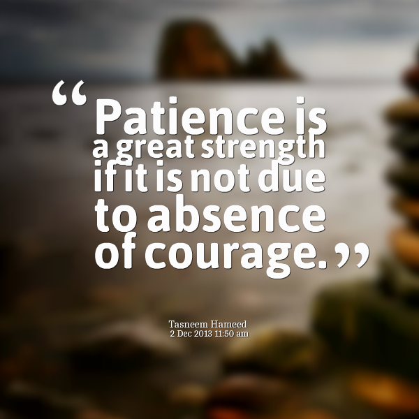 patience quotes 38