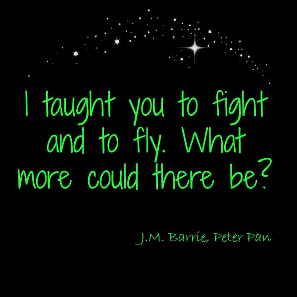 peter pan quotes 17