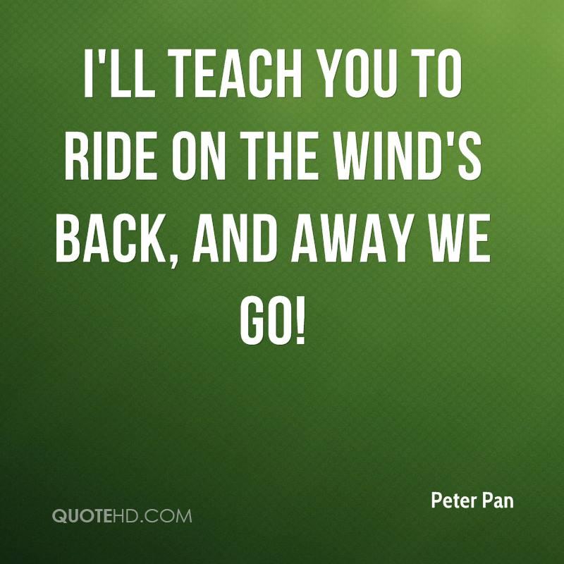 peter pan quotes 25